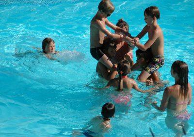 zwembad-klimmen